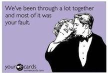 Funnies. / by Carrie Stevenson