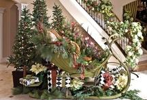 Christmas ❄ Indoor / by Karen Boisselle Resinski