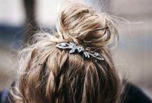 Hair no / by Olivia Knaby