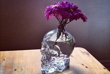 DIY Ideas / Fun ways our fans have repurposed our bottle. / by Crystal Head Vodka