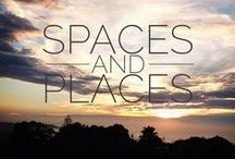 Spaces & Places / Eye candy for the internet traveller...