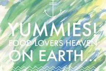 Yummies / Food Lovers Heaven on Earth <3