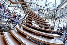 Escaleras / Escaleras espectaculares por su concepción y arquitectura.