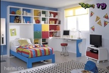 Tribu - Muebles juveniles / Muebles juveniles para todas las edades con un diseño rompedor