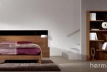 DUO 22 - Muebles de dormitorio / Muebles de dormitorio con dos tipos de ambiente, clásico y moderno.