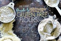 Wheat Free/Gluten Free / Recipes without wheat or gluten  / by Monica McPherrin