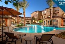 San Marquis Apartments - Tempe, AZ / 577 E. Baseline Road, Tempe, AZ 85283 Tel: (877) 689-3664 • Fax: (480) 361-4121 Rent: $960 - $1,809 Bedrooms: 1 - 3 Bathrooms: 1 - 2