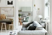 A room to live in: living room dreams / Living room, sitting room, drawing room.