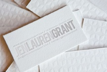 Business Cards / by Randi Rotzell