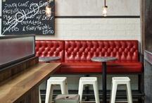Restaurant Design / by Randi Rotzell