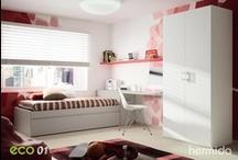 ECO - Muebles juveniles / Muebles juveniles con alto diseño y bajo precio