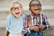 Kids are rad! / Awesome kids and the super cool stuff that they like. / by ESPEROS - Carry Hope™