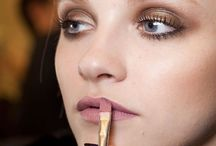 THE MAKE-UP / Bridal and Lifestyle Make-Up Inspiration / by London Bride