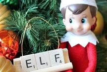 Christmas ❄ Elf on Shelf / by Karen Boisselle Resinski