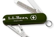 L.L.Bean Green / L.L.Bean's salute to Pantone's 2013 color of the year: Emerald Green