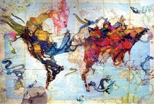 Maps & Globes CURRENT Board / NOTE: This is the only MAPS Board on the Pinterest Account: Susan Tomasallo #2. There is an additional board on Pinterest Account: Susan Tomasallo #1 / by Susan Tomasallo #1