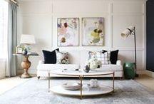 Living Area / by Randi Rotzell