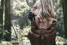 L.L.Bean Back Packs / L.L.Bean backpacks for school, trail, life. / by L.L.Bean