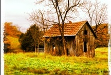 Abandoned and Rural / by Lisa Ann Deeter