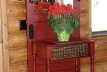 Furniture Creations & Makeovers / by Gayla