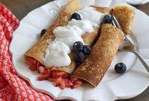 Breakfast / by Yolanda Eriksen Funk