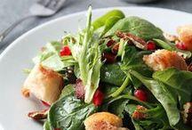 Salads / by Yolanda Eriksen Funk