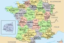 1. E//Francia//France / A country in western Europe, on the Atlantic Ocean; population 64,420,100 (est. 2009); capital, Paris; official language, French.