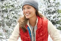 Give Her the Gift of Warmth / L.L.Bean gift ideas to keep all your friends and family warm and cozy this holiday.