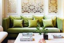 Sitting Room / by Randi Rotzell