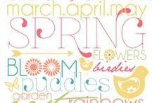 Spring / St. Pattricks's Day.    Easter.   Mother's Day.   Father's Day.   Cinco De  Mayo.   Crafts & Recipes / by Yolanda Eriksen Funk