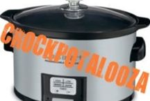 Crockpot/Slowcooker. Let's save time! / Yummy make & forget it meals. / by Carla Ryan
