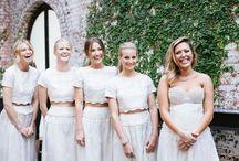 BRIDESMAID STYLE / Bridesmaid Inspiration