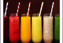 Beverages and Smoothies / by Yolanda Eriksen Funk
