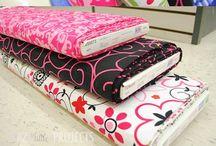 Sew  & No Sew / Fabric projects / by Yolanda Eriksen Funk