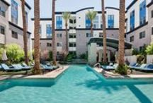 Level at Sixteenth - Phoenix, AZ / 1550 E. Campbell Ave, Phoenix, AZ 85014 Tel: (888) 314-9247 • Rent: $951 - $1,498 Bedrooms: 0 - 2 Bathrooms: 1 - 2