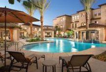 San Travesia - Scottsdale, AZ / 7501 E. McDowell Road, Scottsdale, AZ 85257 (480) 477-9589 • Rent: $1,160-$2,100 Bedrooms: 1-3 Bathrooms: 1-2