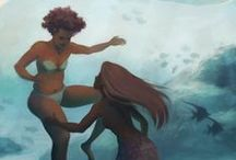 TSM / Selkies, icebergs, romance, polar bears and feminism!