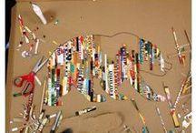 DIY/Craft Ideas / by CreatedByAliciaAnn