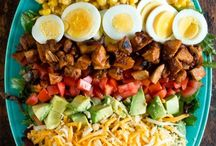 Food Stuff / Great recipe ideas for breakfast lunch dinner and snacking.
