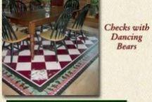 Crafts: Floor Cloths / by Debbie