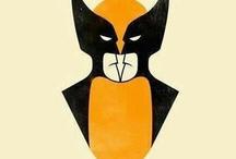 Villains & Superheroes / #Super #Hero #Villains
