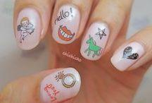 Nails / by Verna Sims