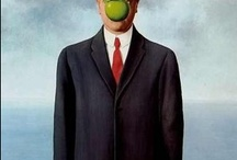 René Magritte / René Magritte (November 21, 1898 – August 15, 1967) #art #modern #painting #Belgium #surrealism
