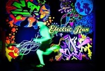 Electric/Color Run Prep / by Elizabeth