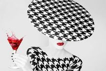 RED, BLK & WHT EVERYTHING!!!!! / The most beautiful color combination and everything I own!! / by LADYRED