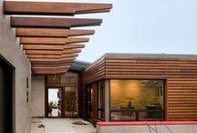 House - Exterior & Facade / by Mark Pinkerton