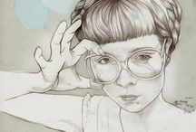 Illustrations / by Kirralee Ashworth