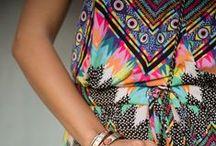 Print Fashion / by Andrea Stark