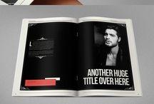 Editorial & Brochures