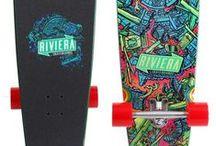 Skate Deck Design / by Andrea Stark